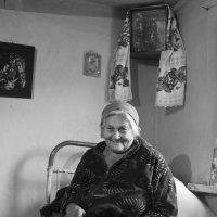 Бабушка :: Евгения Шапошник