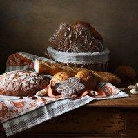 Хлебы самарские. И  пряники :: Татьяна Карачкова