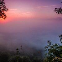 Восход на Лаго-Наки :: Геннадий Клевцов