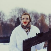 русская краса :: Саша Дарко
