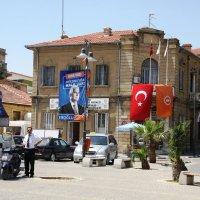 Граница между турецкой и греческой Кипрой :: imants_leopolds žīgurs