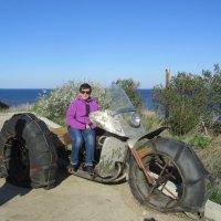 странный мотоцикл :: tgtyjdrf