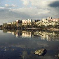 Город. :: Lidiya Gaskarova