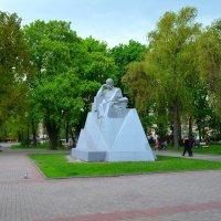 Памятник Т.Г.Шевченко :: *MIRA* **