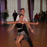 Спортивные танцы :: ИГОРЬ ЧЕРКАСОВ