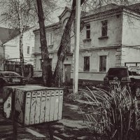 Старость города юности :: Валерия (ЛеКи) Архангельская