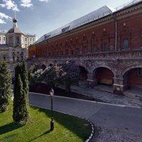 Высоко-Петровский монастырь :: GaL-Lina .