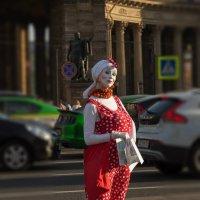 на улицах Питера :: Эльмира Суворова