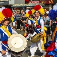 Южно корейские барабанщики.. :: Александр Перелыгин