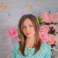 выпускница :: Мария Корнилова