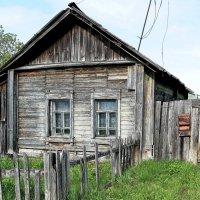 Там давно никто не живет... :: Кристина Девяткина