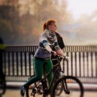Bicycle Race :: Хась Сибирский