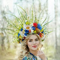 весна :: Ольга Шеломенцева
