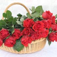 Букет красных роз :: Mariya laimite
