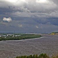 Тобольск река Иртыш :: Андрей Леднев
