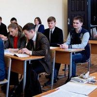 11 класс :: Алексей Golovchenko