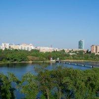 Донецк с колеса обозрения :: Дмитрий Полосков