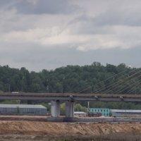 Панорама-Мост Миллениум. :: александр мак mak