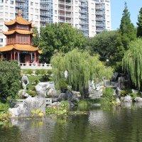 Китайские сады :: Валентина Ломова