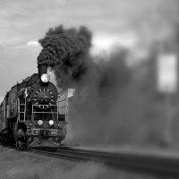 Наш паровоз вперед лети..... :: Vladimir Shapoval