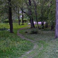 Исторический парк :: Валерий Лазарев