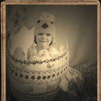 Пасхальная открытка :: Мария Корнилова