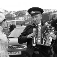 Гармонист :: Oleg Akulinushkin