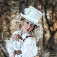 Эпохальная невеста :: Анастасия Ефремова