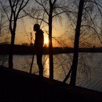 Под закат :: Виктория Большагина