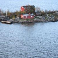 Островок 3 :: Пердимонокль