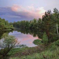 У  реки. :: Валера39 Василевский.