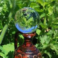 Есть одна планета-сад... :: Галина Стрельченя