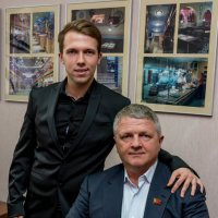 Отец и Сын :: Владимир Гончаров