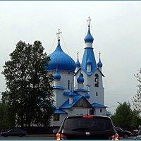 Храм Рождества Христова на Средней Рогатке. :: Вера