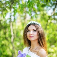 весна :: Marusya Горькова