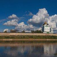Весна...река...Кремль... :: Виктор Грузнов