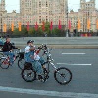 """""""ночные велокотяры"""" :: Alexsei Melnikov"""