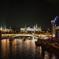 река Москва :: Олег