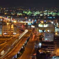 Ночная Хайфа :: Eddy Eduardo