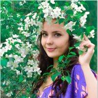 яблони в цвету :: Юлия