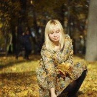 Осеннее фото :: Александра Печорина