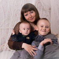 Счастливая семья :: Эдуард Монахов