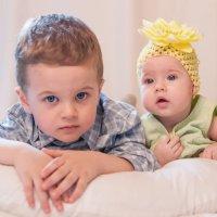 Брат и сестра :: Екатерина Куликова