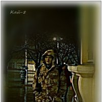 Человек дождя... :: Кай-8 (Ярослав) Забелин