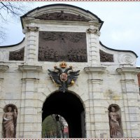 Петровские ворота :: Вера