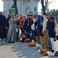 Пасхальная суета (12) :: Владимир Клюев