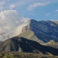 Утро на перевале :: M Marikfoto