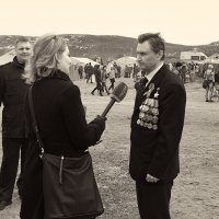 интервью :: Oleg Akulinushkin