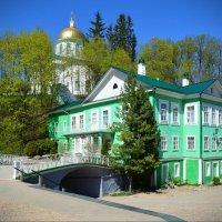 Печерский монстырь :: Геннадий Слезнев