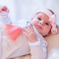 Лиза. 3 месяца :: Екатерина Куликова
